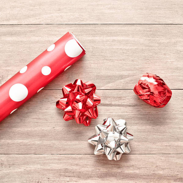 Gift Wrapping Poster