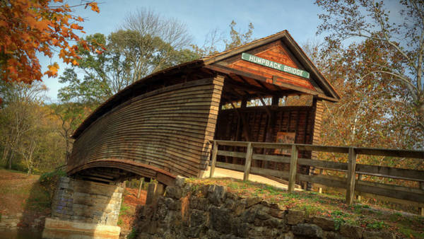 Humpback Covered Bridge Poster
