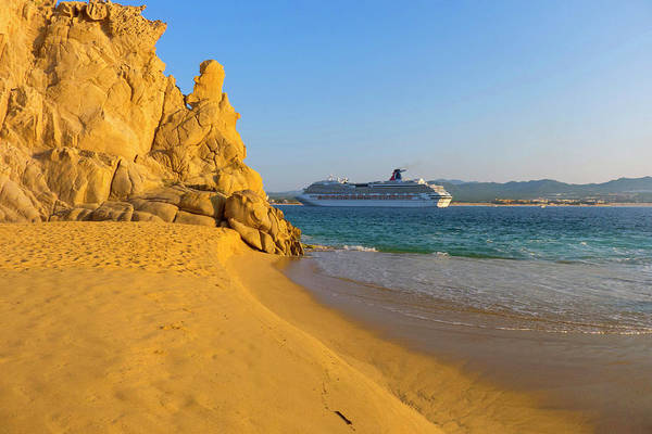 Lovers Beach, Cabo San Lucas, Baja Poster