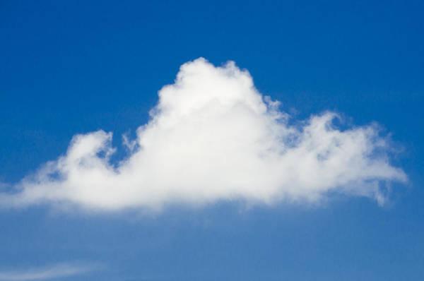 Marthas Vineyard Cloud Poster