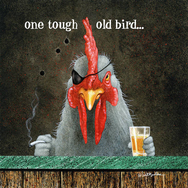 One Tough Old Bird... Poster