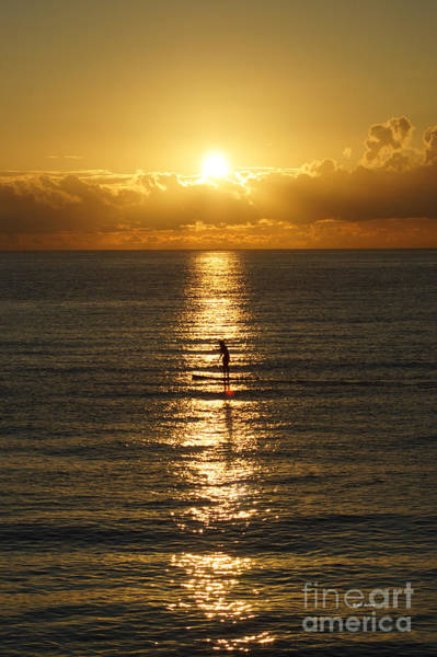 Sunrise In Florida Riviera Poster