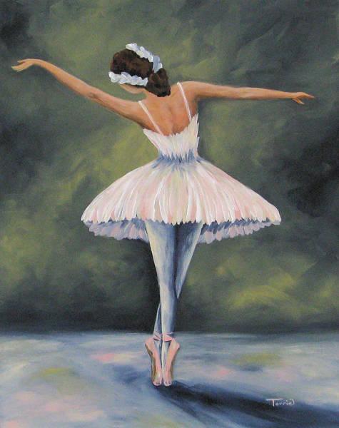 The Ballerina Iv Poster
