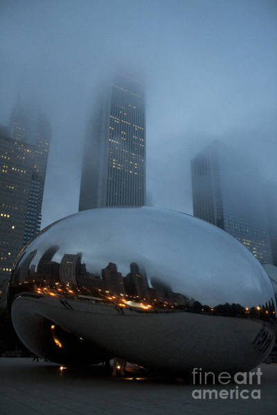 The Bean And Fog Poster