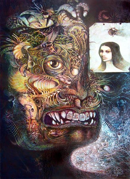 The Beast Of Babylon Poster