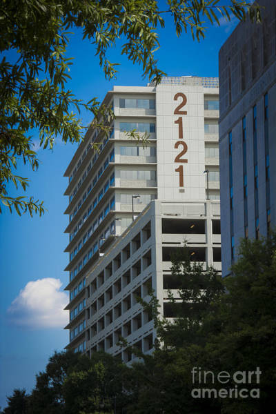 2121 Building Poster