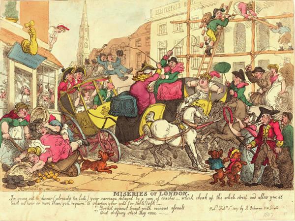 Thomas Rowlandson British, 1756  1827 Poster
