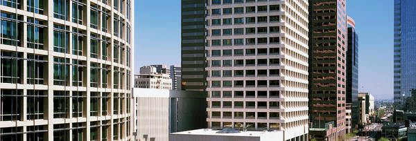 Downtown Buildings Of Phoenix, Maricopa Poster