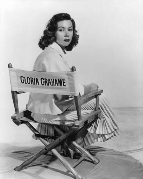 Gloria Grahame Poster