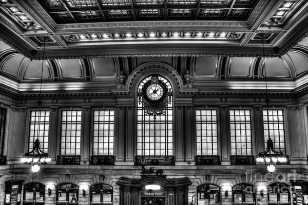 Hoboken Terminal Poster