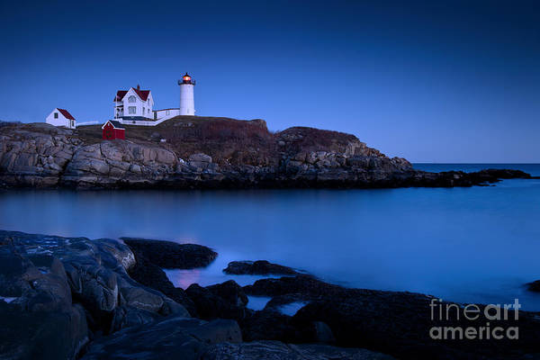 Nubble Lighthouse Poster
