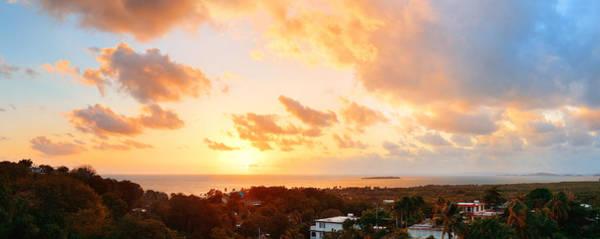 San Juan Sunrise Poster