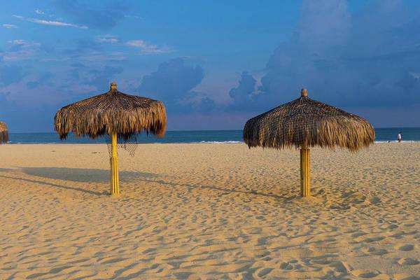 Sunset, Beach, San Jose De Cabo, Baja Poster