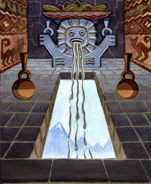 Mayan Passage Poster