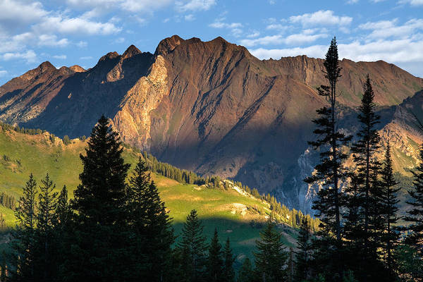 Wasatch Mountains Utah Poster