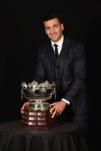 2015 Nhl Awards - Portraits Poster