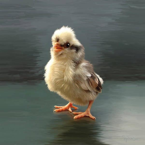 44. Tollbunt Chick Poster