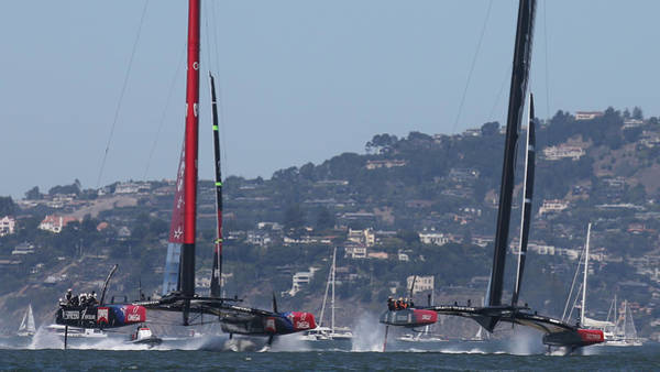 America's Cup 34 New Prices Poster