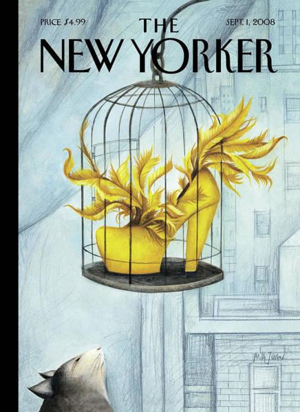New Yorker September 1st, 2008 Poster