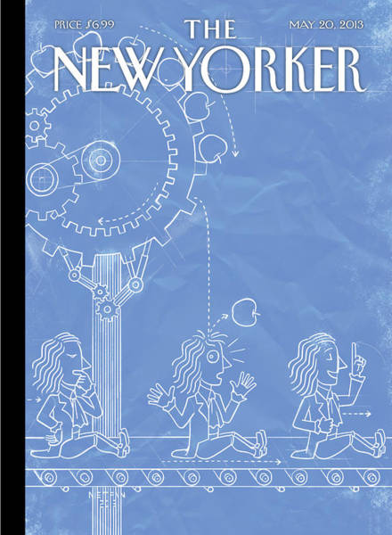 New Yorker May 20th, 2013 Poster