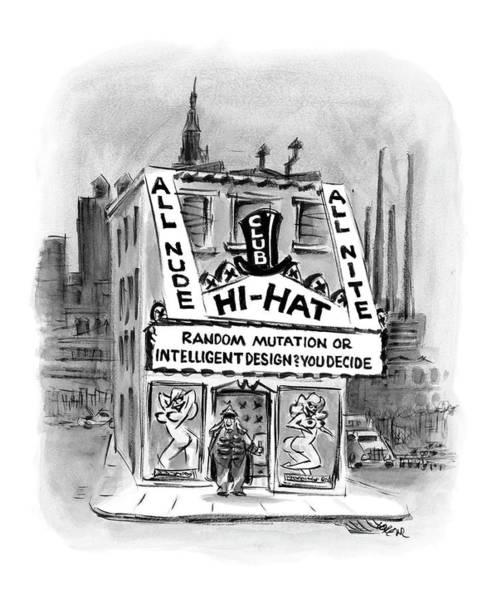 New Yorker November 21st, 2005 Poster