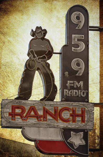 95.9 The Ranch Poster