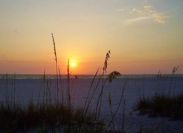 A Florida Sunset Poster