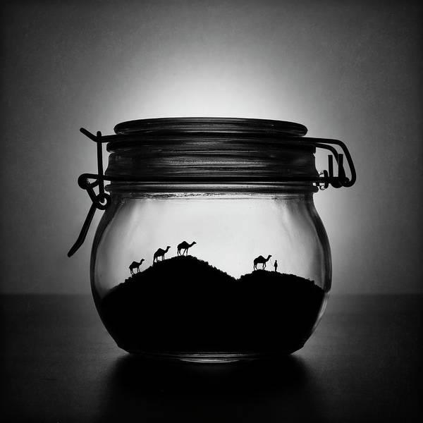 A Jar Of Sugar Sand Poster