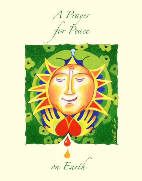 A Prayer For Peace On Earth Poster