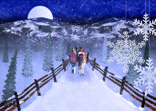 A Walk In The Snow 2 Poster