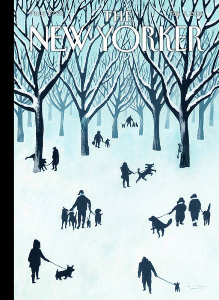 A Walk In The Snow Poster