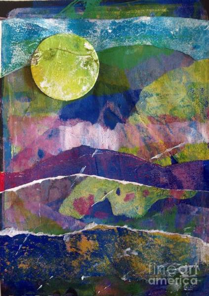 Abundant Moon Poster