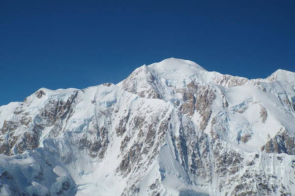 Alaska Peak Poster