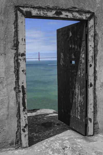 Alcatraz -the Rock Poster