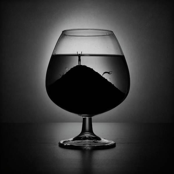 Alcoholism Poster