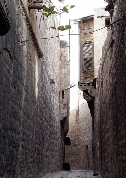 Aleppo Alleyway05 Poster