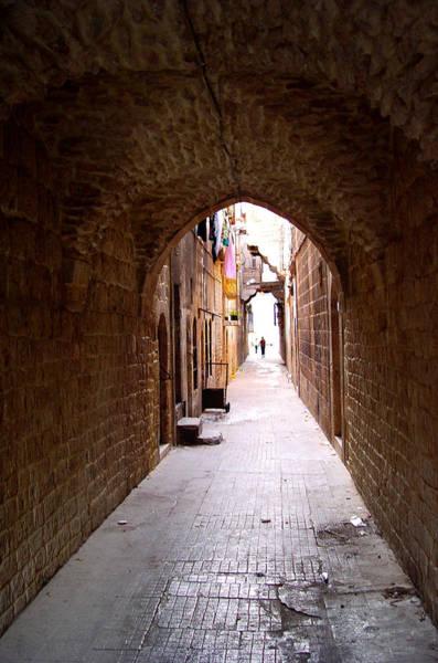 Aleppo Alleyway06 Poster