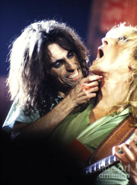 Alice Cooper 1975 Poster