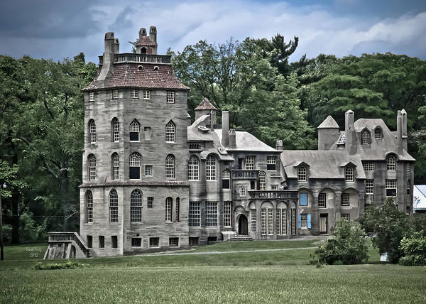 Amazing Fonthill Castle Poster