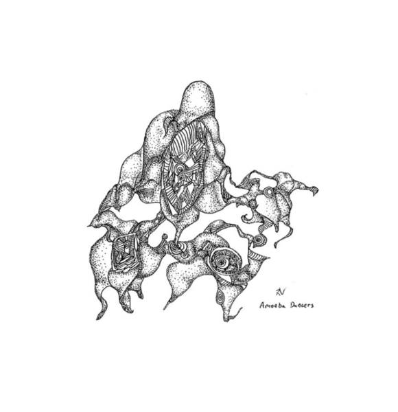 Amoeba Dancers Poster