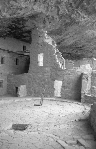 Anasazi Ruin At Mesa Verde Poster