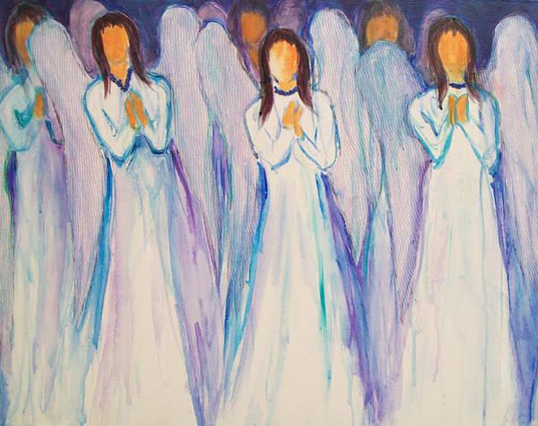 Angel Choir Poster