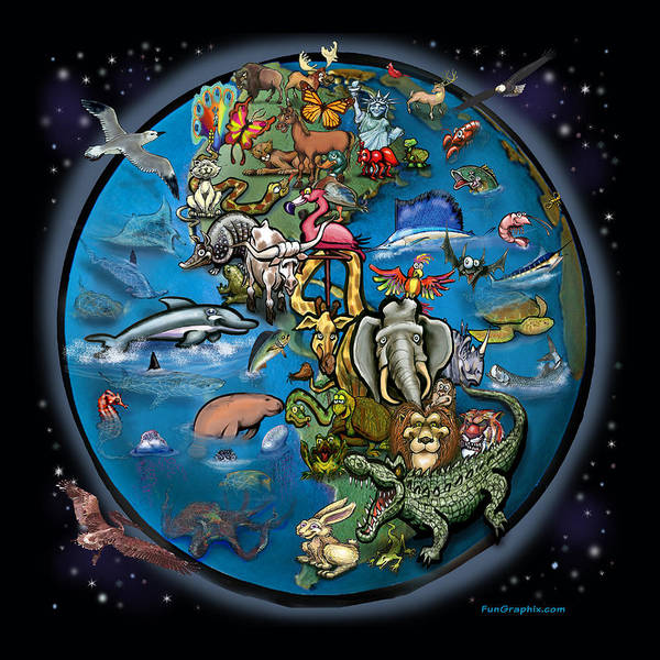 Animal Planet Poster