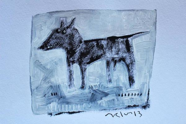 Animalia  Canis No 2 Poster