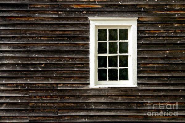 Antique Window Poster