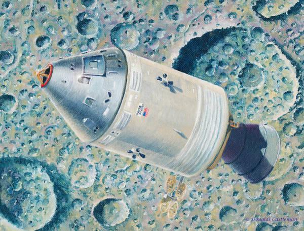 Apollo 8 Poster