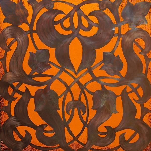 Arabesque Window Passage Poster