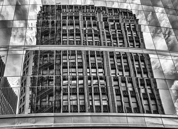 Architectural Reflection 2 Poster