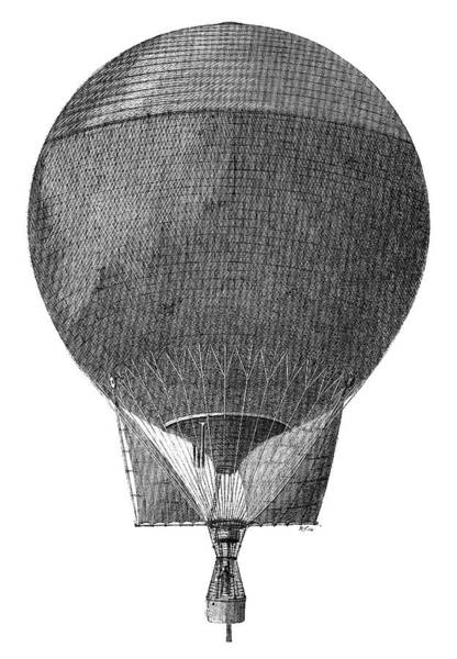 Arctic Expedition 'eagle' Balloon Poster