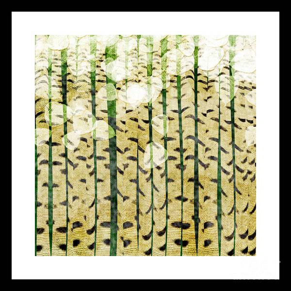 Aspen Colorado Abstract Square 3 Poster
